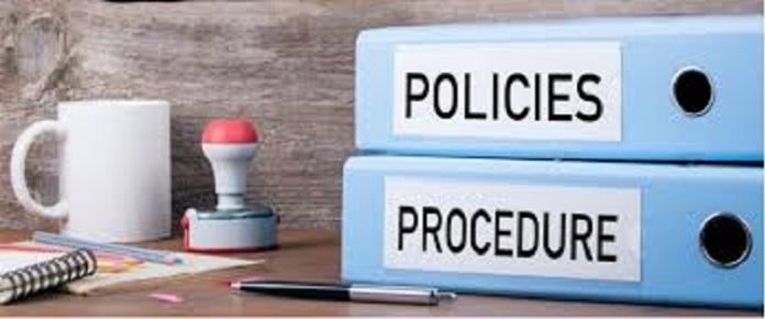 policy procedure management software